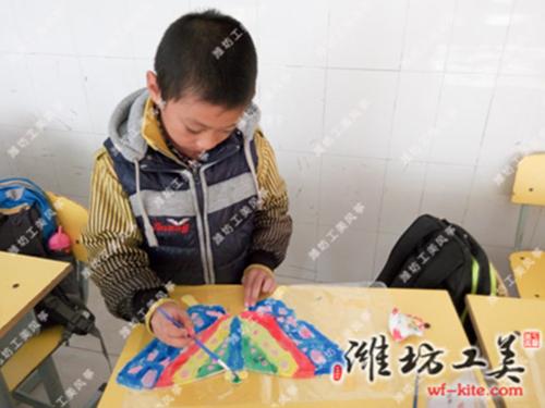 潍坊风筝厂蝴蝶DIY风筝设计