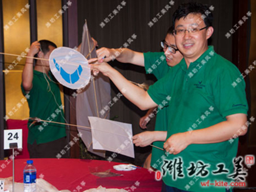 潍坊风筝厂腰节DIY风筝设计