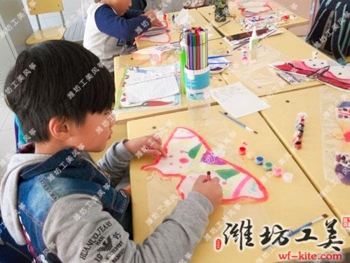 潍坊风筝厂小型DIY风筝设计