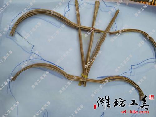 潍坊风筝厂蝴蝶DIY风筝生产