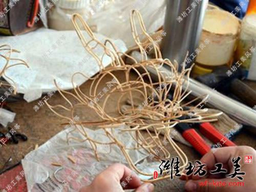 潍坊风筝厂DIY风筝骨架生产